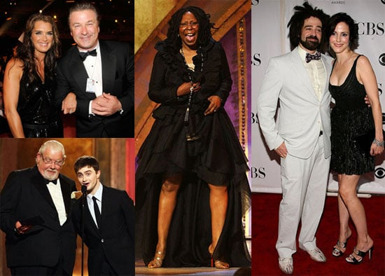 Photos of Celebrities and Winners at the 2008 Tony Awards
