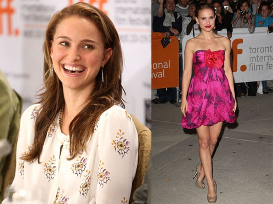 Photos of Natalie Portman Promoting Love and Other Impossible Pursuits at the Toronto Film Festival