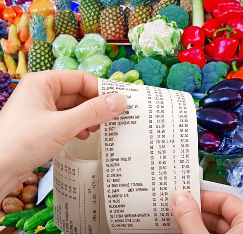 Know What the Average Price For Common Goods Are