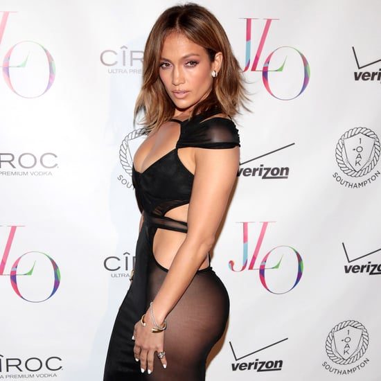 Pictures Jennifer Lopez's Birthday Party at 1OAK in Hamptons