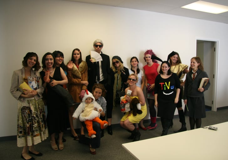 Have a Fabby Halloween!