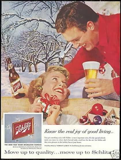 Forget Christmas presents, I just need a beer.