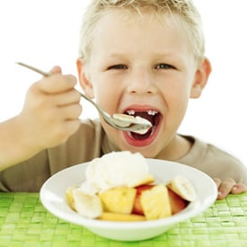 Nutritional Needs for Kids