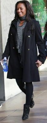 Celeb Style: Melanie Brown
