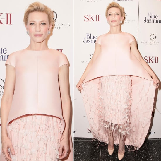 All Hail Cate Blanchett's Breathtaking Balenciaga!