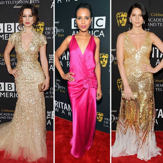 Kerry Washington at BAFTA 2012 | Pictures