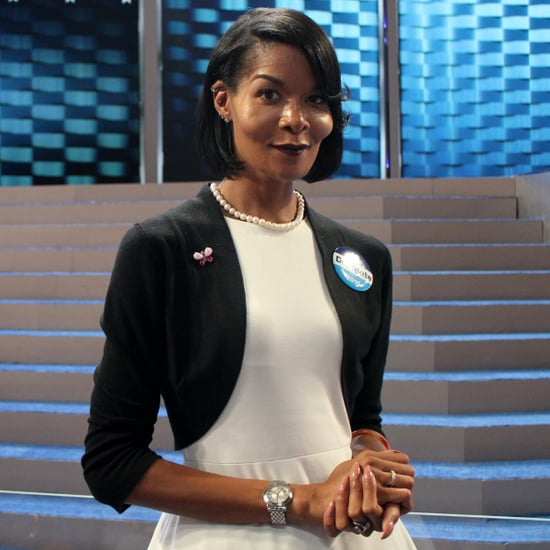 Black Trans Female Delegate at the DNC