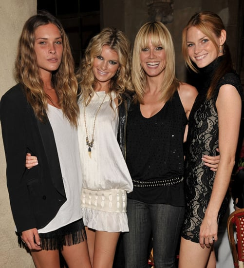 Behind the Seams: Heidi Klum For Jordache Launch Dinner