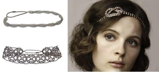 Jennifer Behr Keeping The Headband Trend Alive