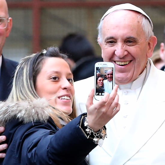 Pope Francis Loves Beauty Vlogs