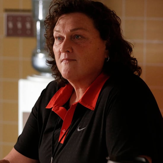 Shannon Beiste as Transgender Man Picture