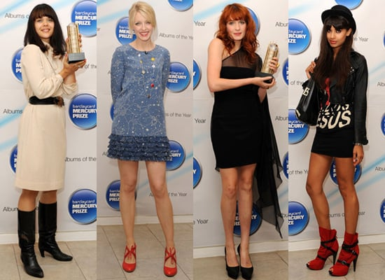 Photos from Mercury Music Prize Nominations Red Carpet