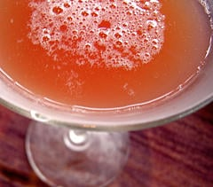 Happy Hour: French Martini