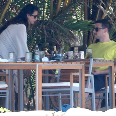 Lea Michele and Cory Monteith Vacation in Mexico | Pictures