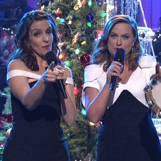 Tina Fey and Amy Poehler Monologue on SNL December 2015