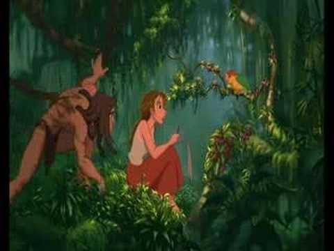 """Strangers Like Me,"" Tarzan"