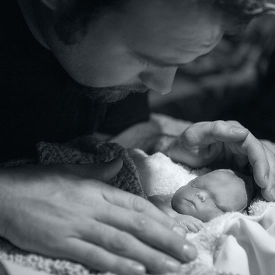 Now I Lay Me Down to Sleep Newborn Bereavement Photography