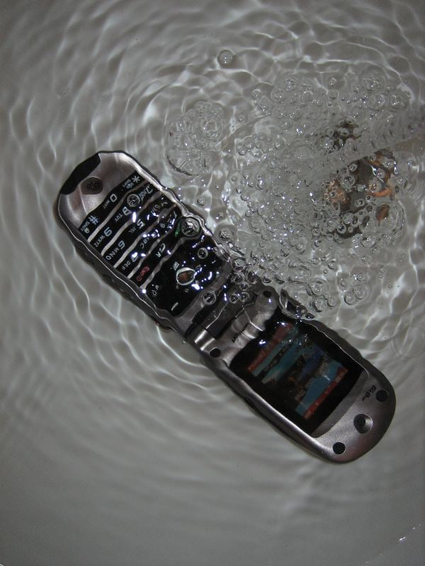 The Shock and Water Resistant GzOne By Casio