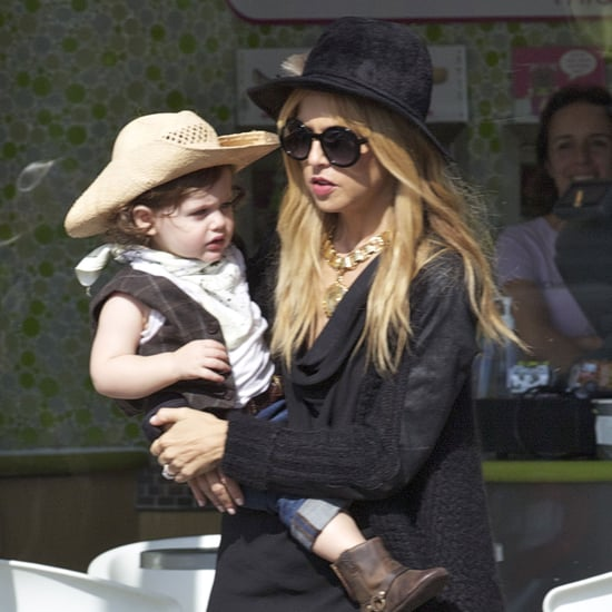 Rachel Zoe With Son Skyler on Halloween | Pictures