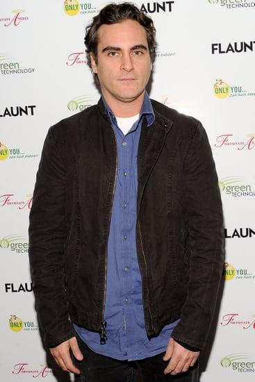 Joaquin Phoenix Is the Star of Woody Allen's Next Film