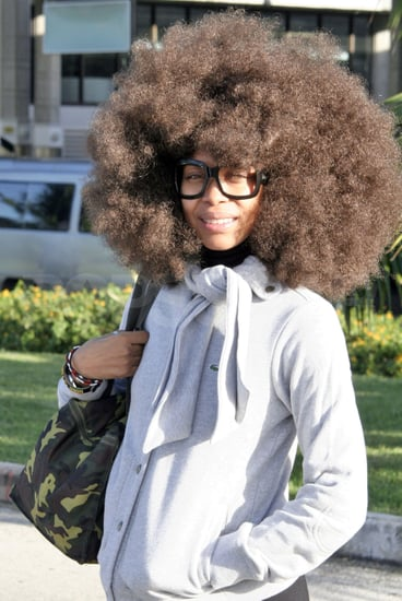 Badu Hair Day