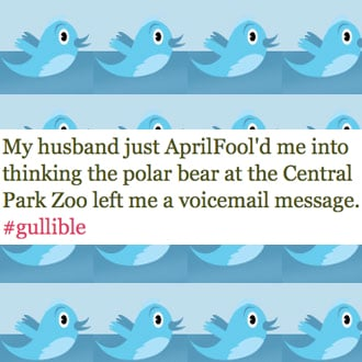 April Fools' Day Celebrity Twitter Quiz