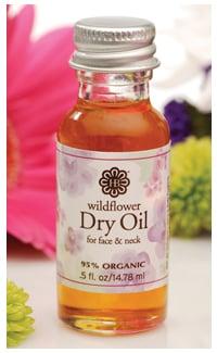 Splurge of the Week: Wildflower Dry Oil