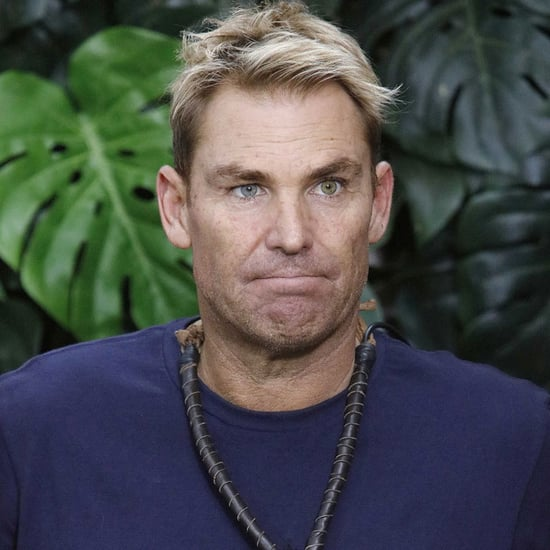 Shane Warne Interview I'm a Celebrity Get Me Out of Here