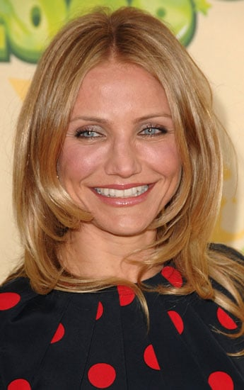 Cameron Diaz at the 2009 Kids' Choice Awards