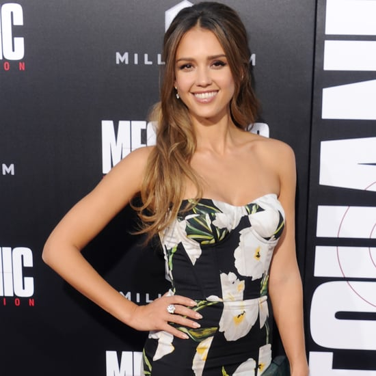 Jessica Alba's Beauty Regrets Allure Magazine 2016