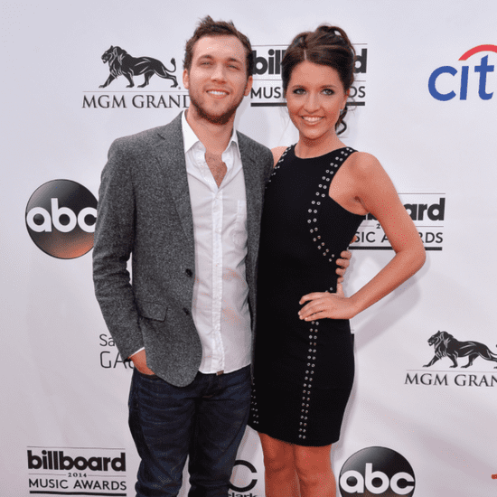 Phillip Phillips Marries Hannah Blackwell 2015