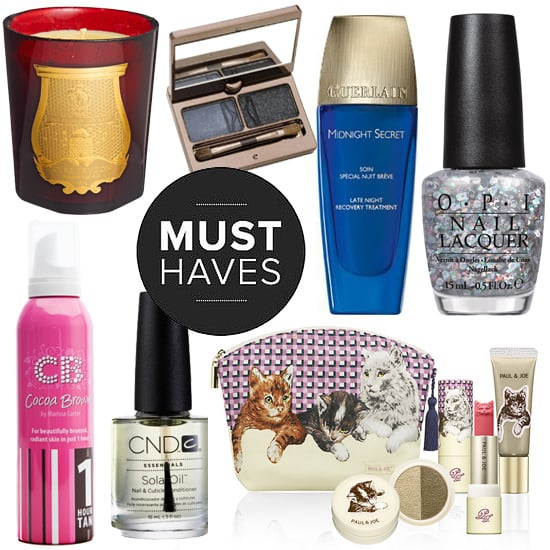 Must Have Beauty Products For December 2013