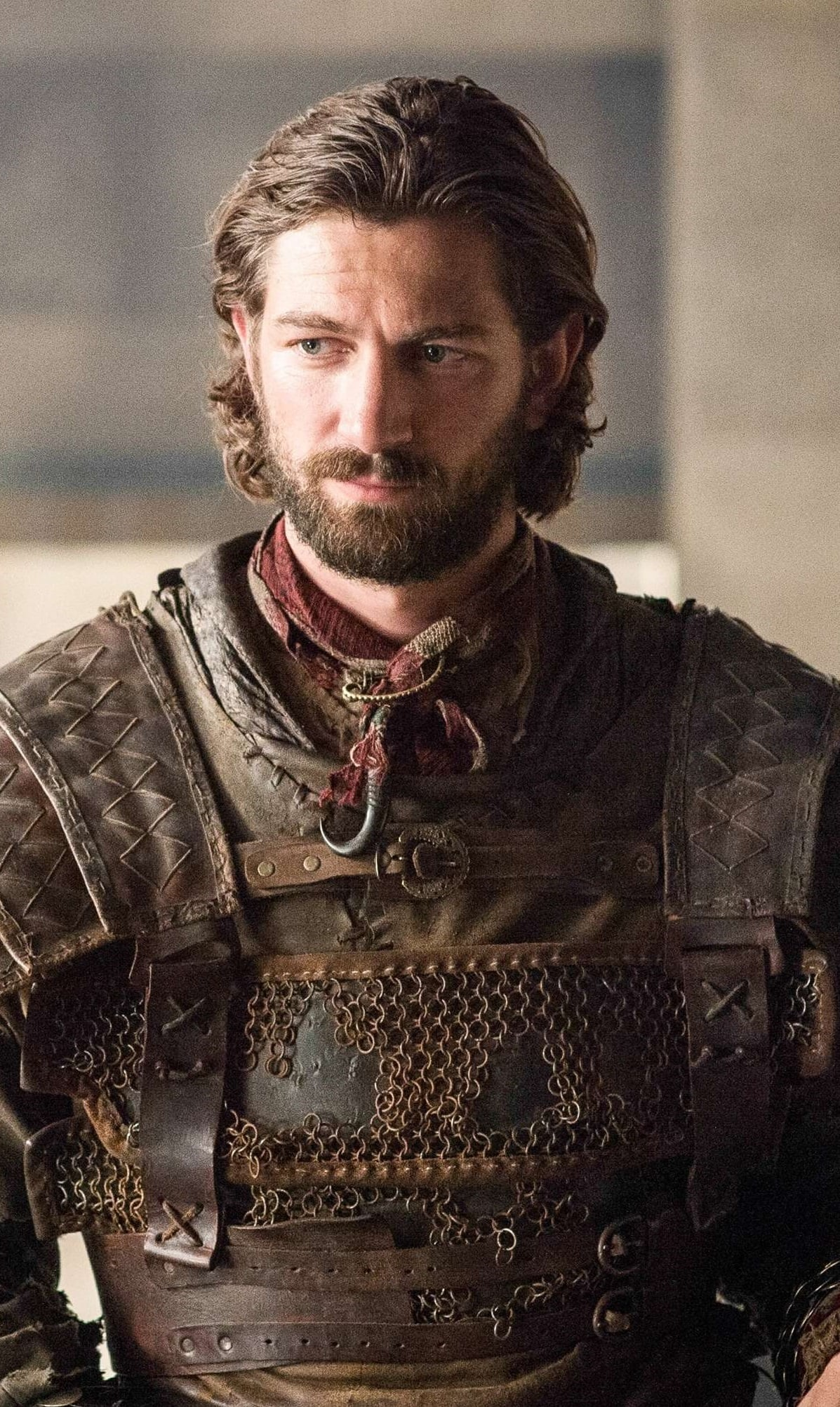 Daario Naharis | 30 Game of Thrones Characters You Could ... Daario Naharis Ed Skrein