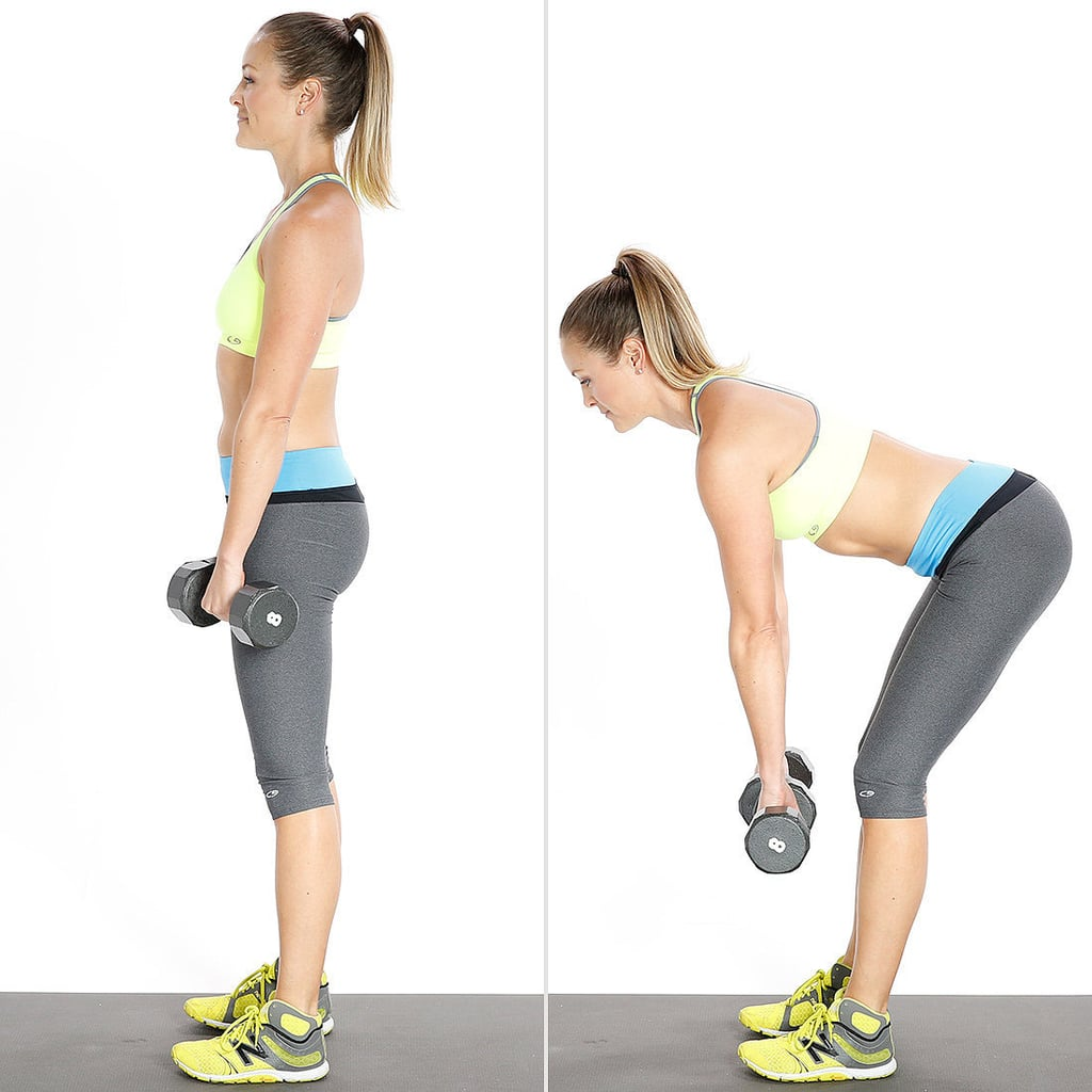 Exercise 3: Deadlifts