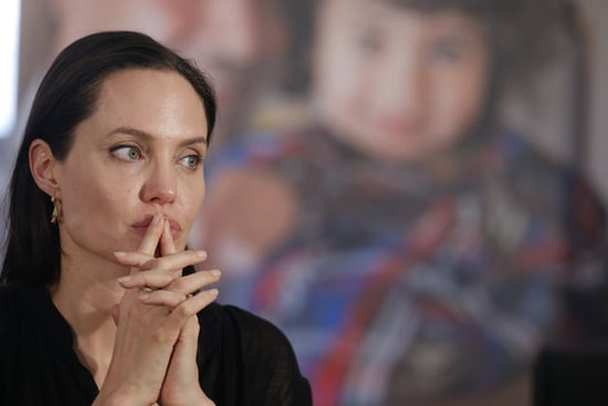 Angelina Jolie is Teaching a Course on Violence Against Women