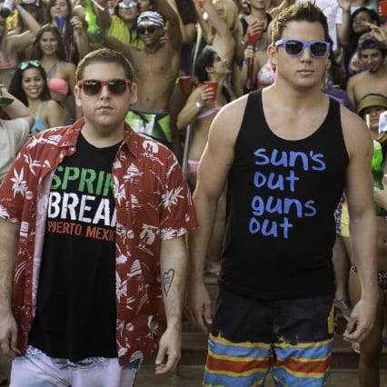 22 Jump Street Movie Review