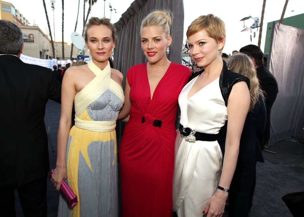 Diane Kruger, Busy Philipps and Michelle Williams