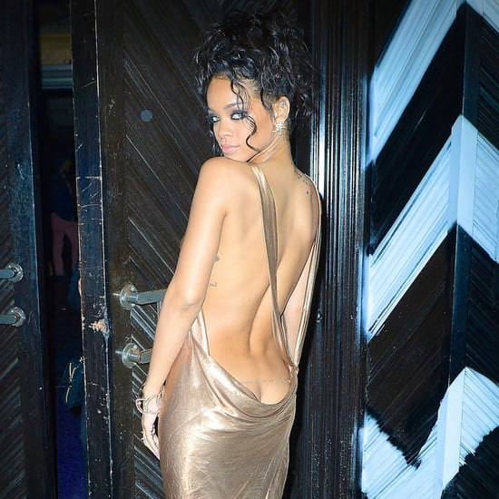Rihanna at the Met Gala 2014