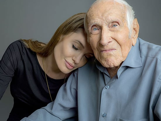 Watch Unbroken's Louis Zamperini Share His Amazing Story in His Own Words