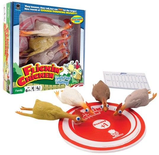 Flickin' Chicken Game