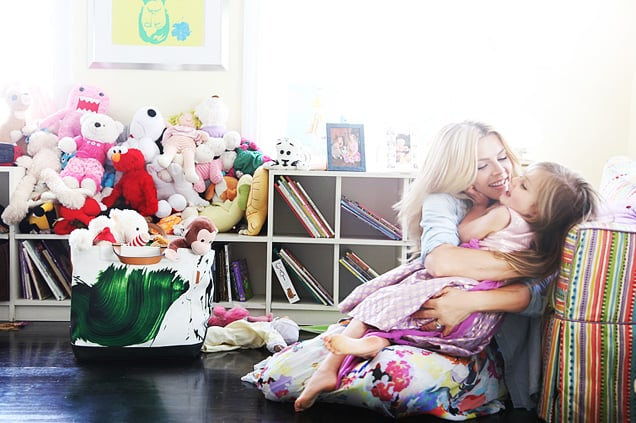 At Home With Busy Philipps and Daughter Birdie