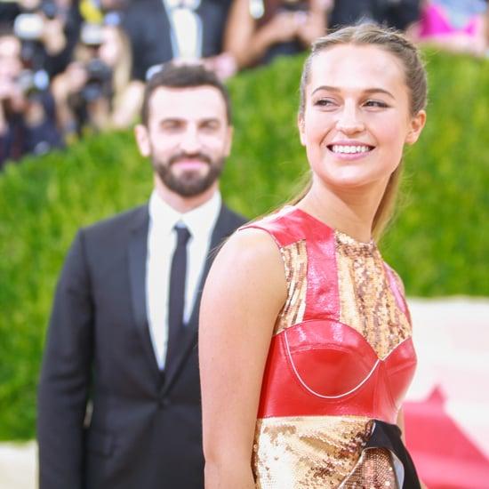 Celebrities Wearing Louis Vuitton at the Met Gala 2016