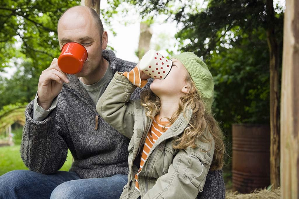 Kids Ages One to Three Should Drink 5.5 Cups of Water Daily