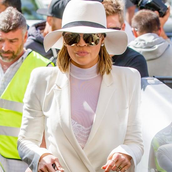 Kardashian Family Easter Outfits 2016