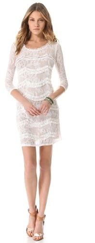 Graham & spencer Tiered Lace Dress