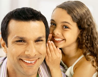 Do Tell: How Has Your Relationship With Your Dad Affected Your Love Life?