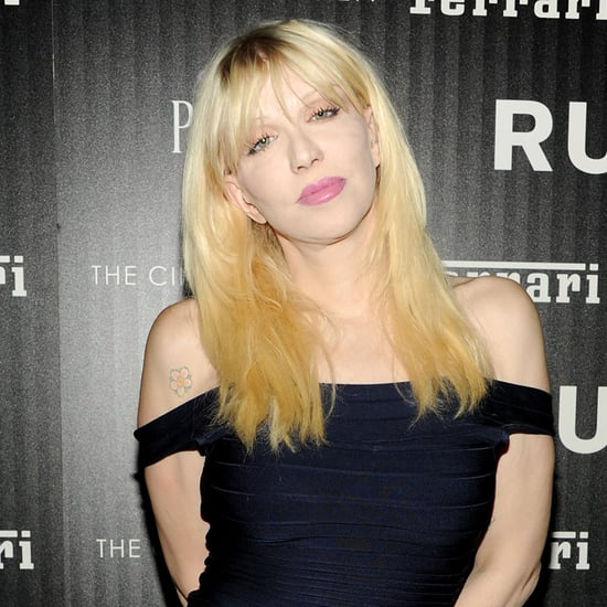 Courtney Love's MH370 Theory