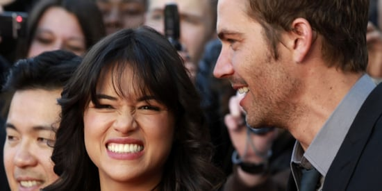 Michelle Rodriguez: Paul Walker Wasn't 'Just Another Caucasian Male'