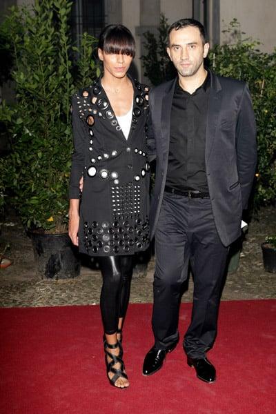 Givenchy's Riccardo Tisci