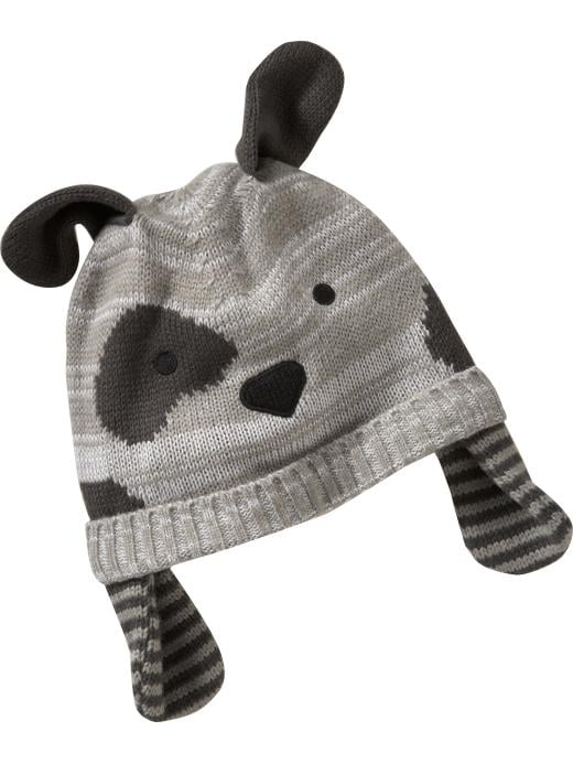 Dog-Shaped Trapper Hat for Baby